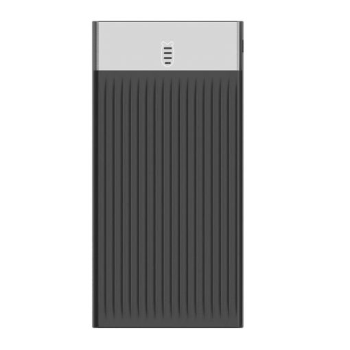 ORICO K20P 20000mAh 18W QC3.0 3 Port Power Bank - Black