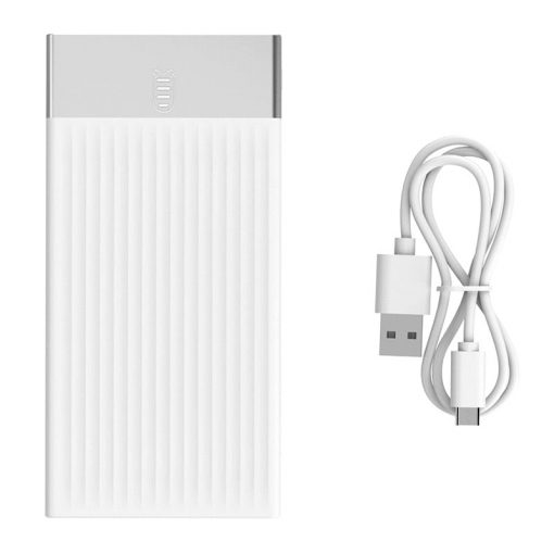 ORICO K20P 20000mAh 18W QC3.0 3 Port Power Bank - White