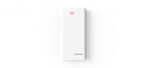 Romoss Sense6 20000mAh Power Bank - White